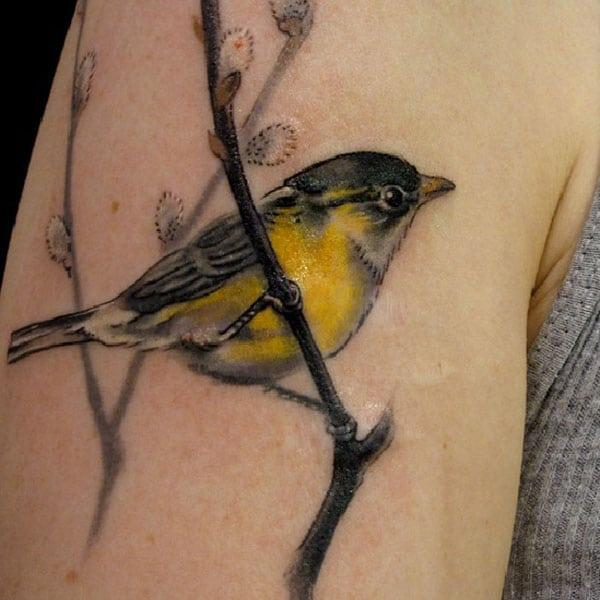 beste Vogel-Tattoos