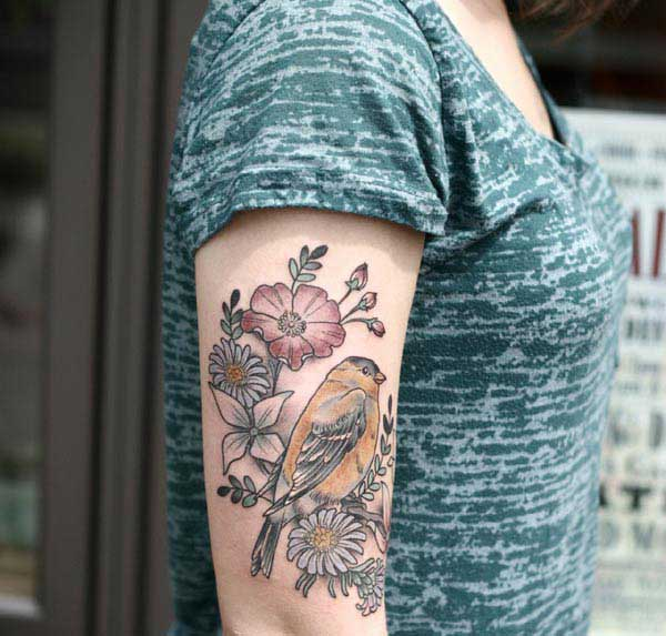 tattoos of birds