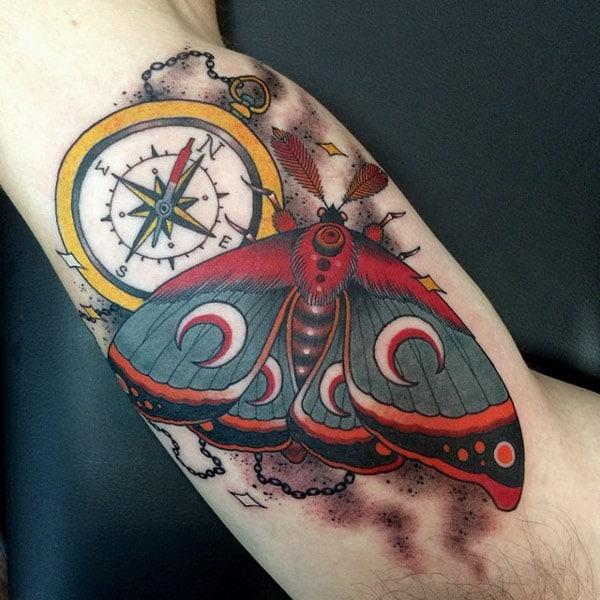 compass tattoo pictures