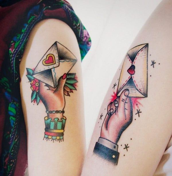 best couple tattoos