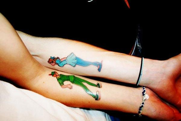 couples tattoos pictures