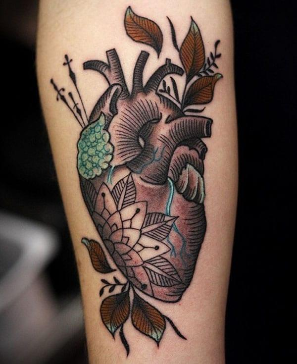 tattoo heart designs