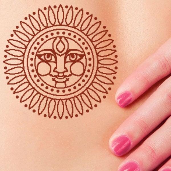 tatuu henna