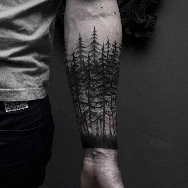 plej bonaj arbo tatuajes