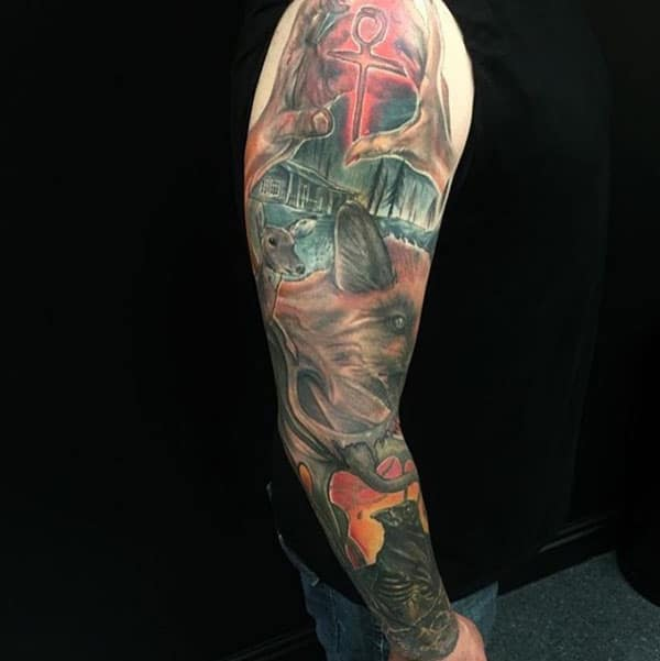 arm tatoveringer ideer