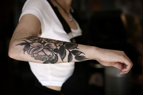 tattoo designs for girls on arm
