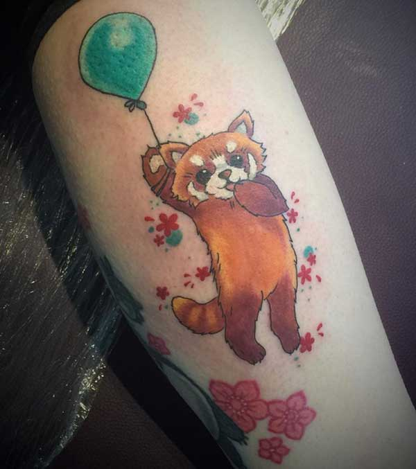 drăguț tatuaj art