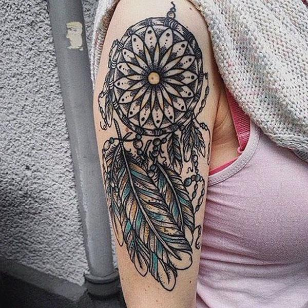 tatoo dreamcatcher