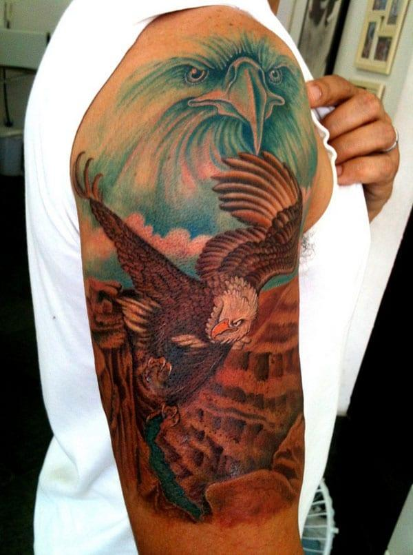 eagle tattoos ideas