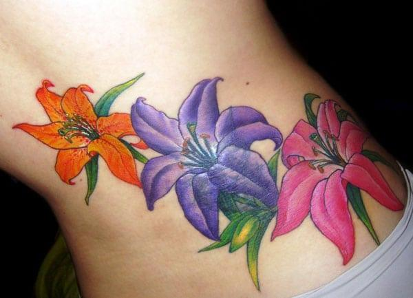 beste Blumen-Tattoos