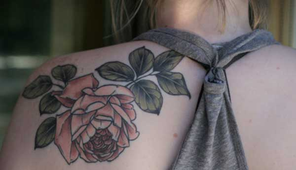 Blume Tattoo Bilder