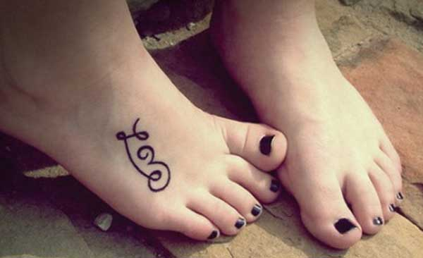 cute love tattoos