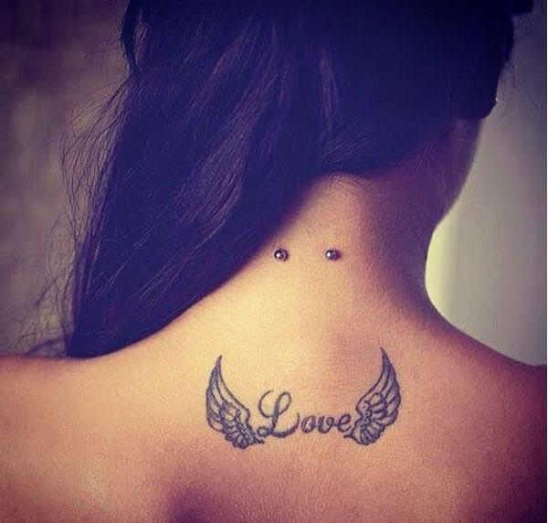 love back tattoos