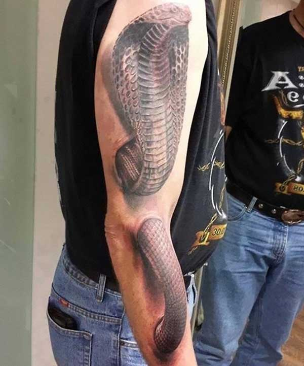 awsome 3d tattoos