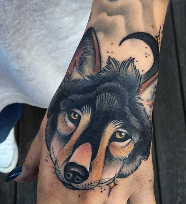 सबसे अच्छा कुत्ता टैटू
