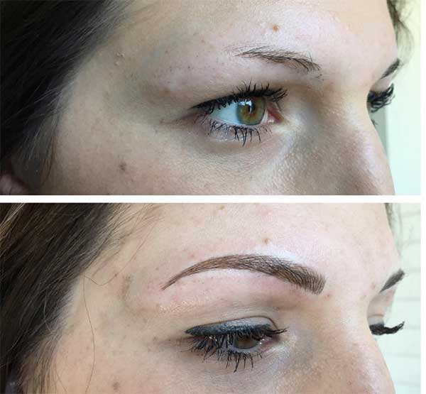 Special Eyebrow tattoos