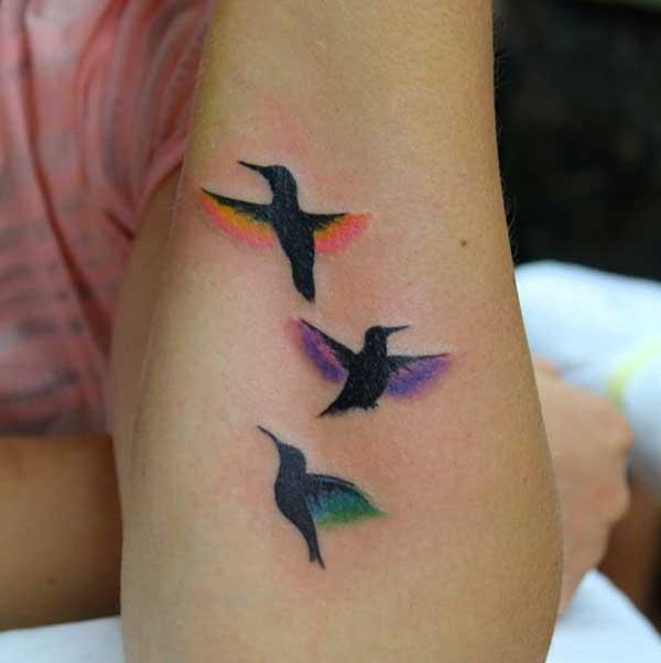te tipua o te mahinga hummingbird