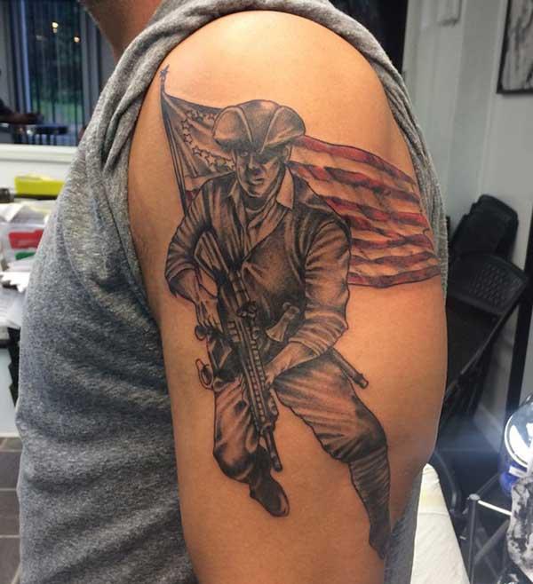 tattoos military