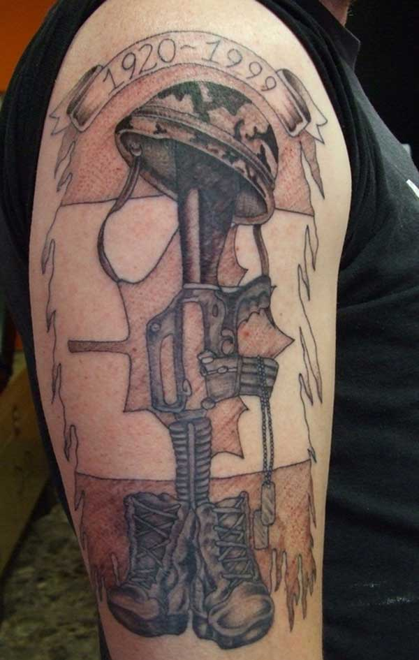 tattoos for military