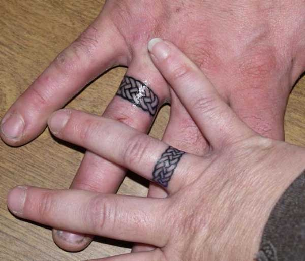 tattoo ring finger