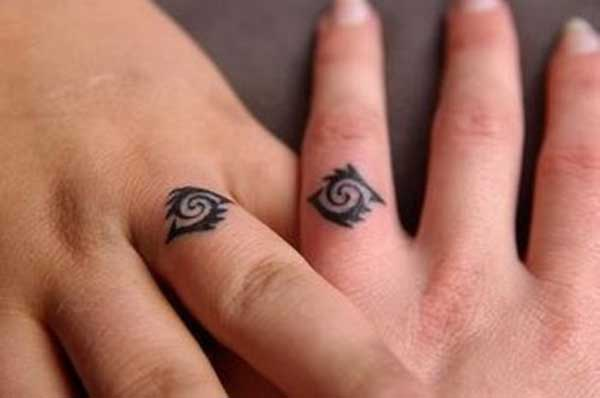 ring finger tattoo designs