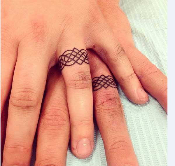 tattoos of rings