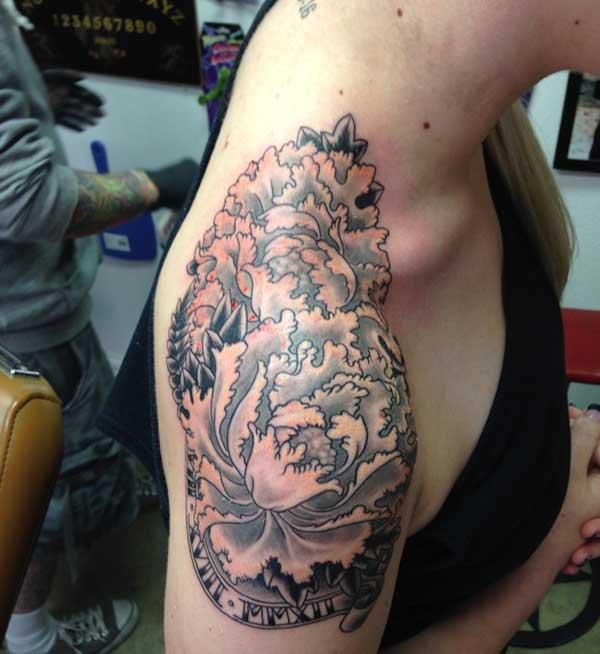 ama-tattoo wezinsikazi