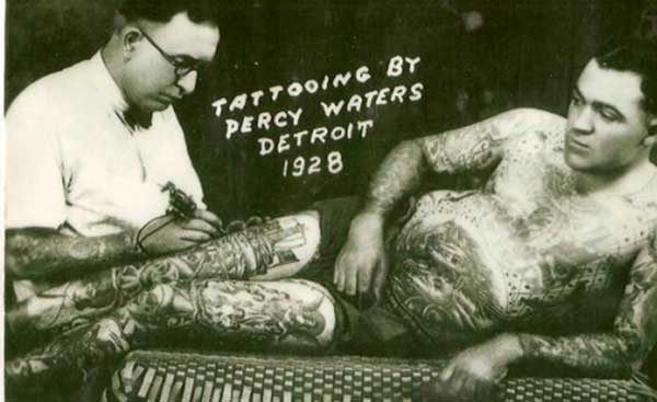 super vintage tattoo