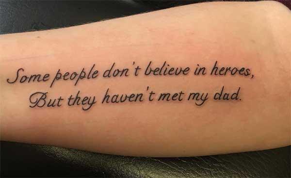 þroskandi vitna fyrir tattoo
