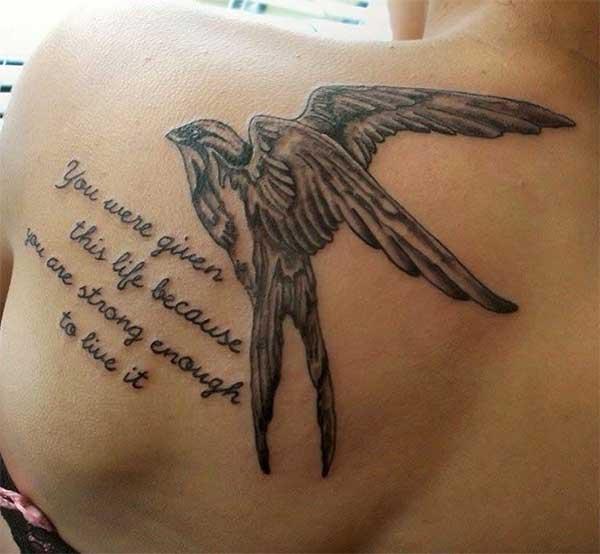 смислени татуировки жени