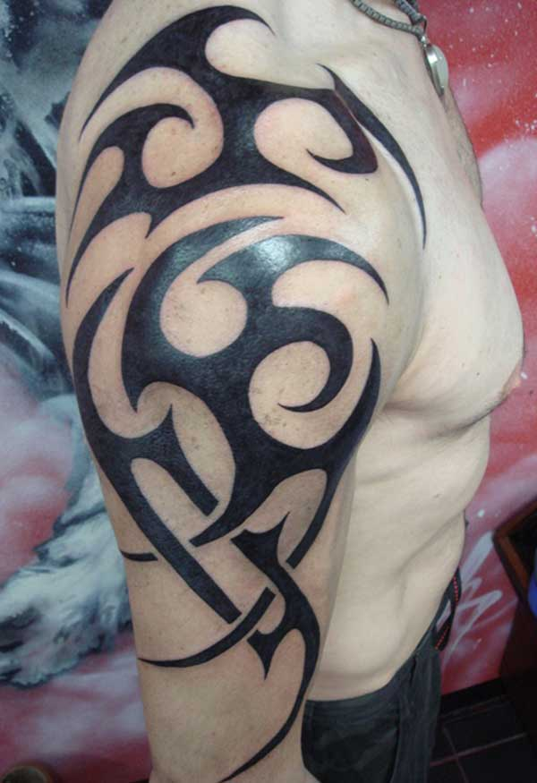 cool tribal tatuajeak