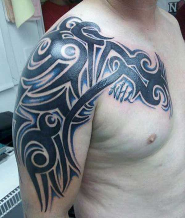 tribal tattoo ideiak