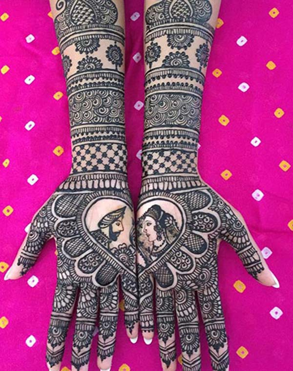 Bridal Henna / Mehndi tattoo designs idea