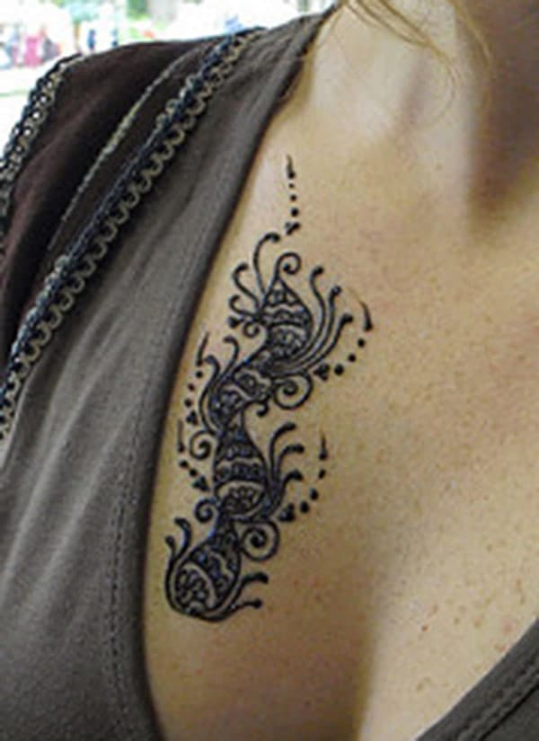 Kho Kho Mechandi tattoo designs idea
