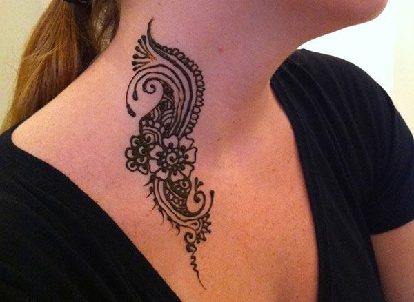 henna mehndi tattoo designs idea for neck tattoos art ideas. Black Bedroom Furniture Sets. Home Design Ideas