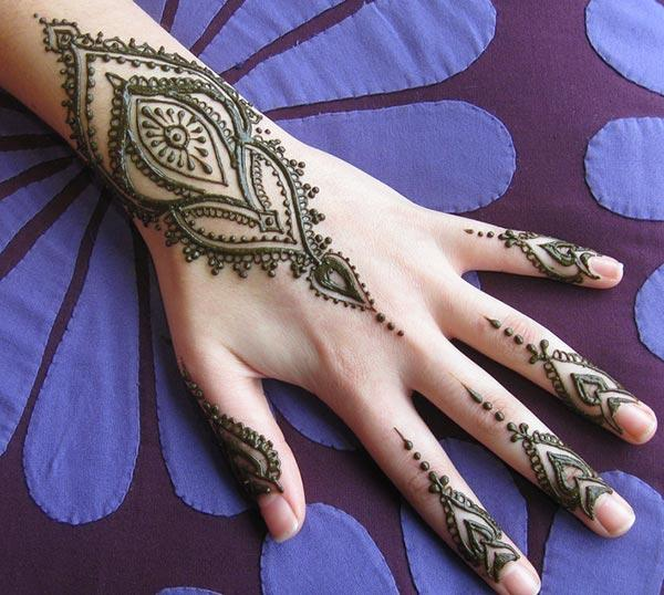 Henna Style Tattoo Wrist: Henna Mehndi Tattoo Designs Idea For Wrist