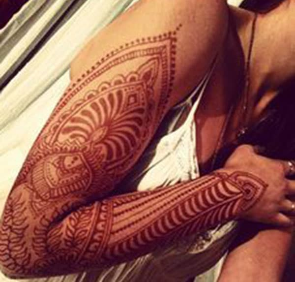 henna mehndi tattoo designs idea for full arm tattoos. Black Bedroom Furniture Sets. Home Design Ideas