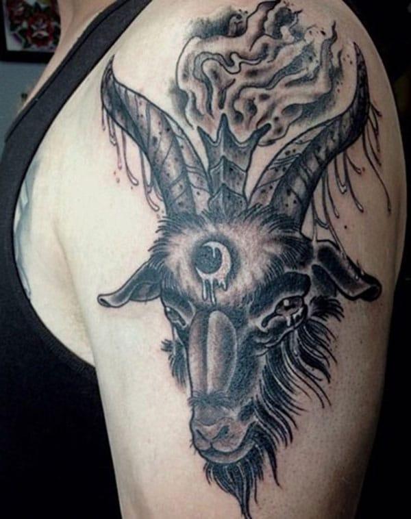 La idea de tatuatge d'Aries és molt brau per als nens