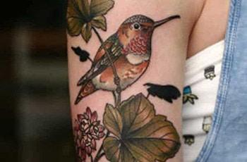 Bird tattoo meaning