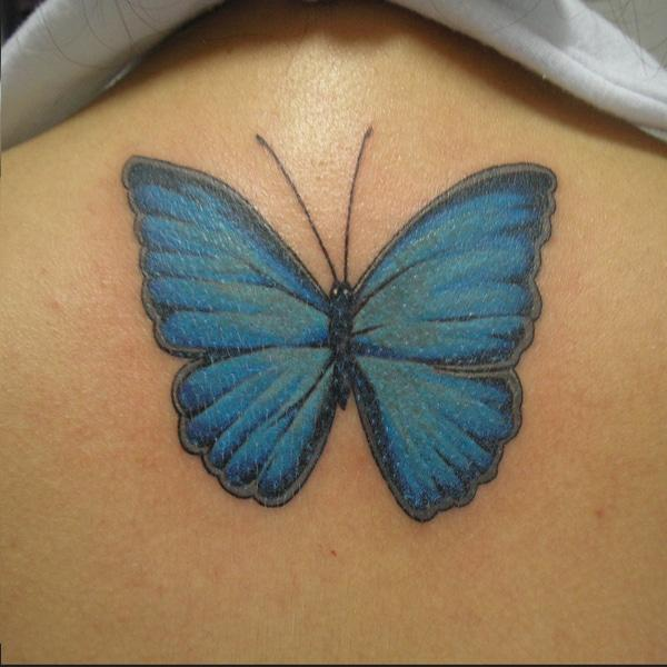 disenyo ng tattoo butterfly
