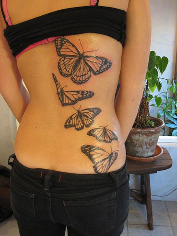i-butterfly tattoos imiklamo