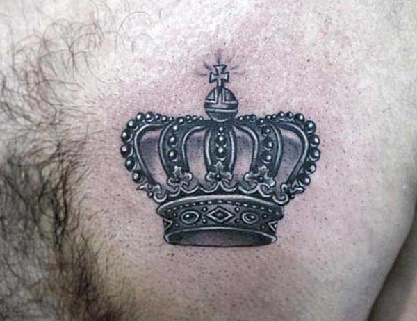 crown tattoo sa dughan