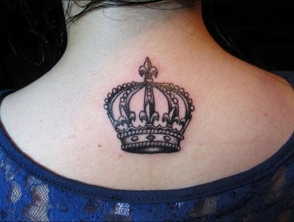 crown tattoos designs