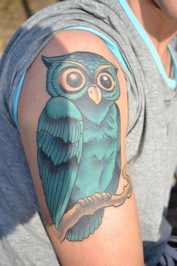 owl tattoo images
