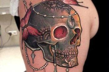 Skull tattoo meaning