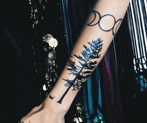 koku tetovējumi