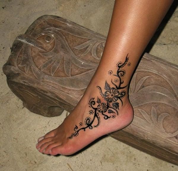 tattoo designs bakeng sa ankle
