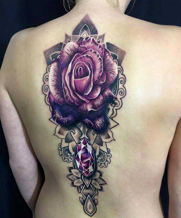 back tattoos ideas