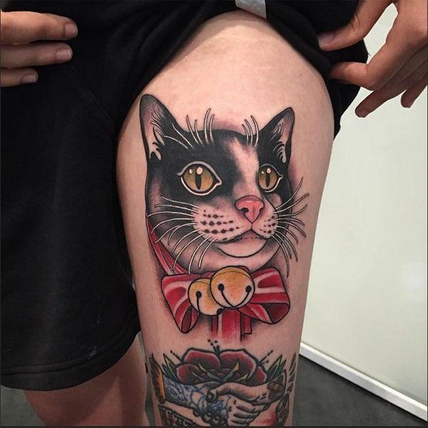 सर्वोत्तम मांजर टॅटू