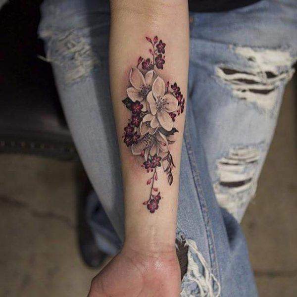 i-cherry iqabisa imibono ye tattoo